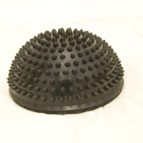 Musta puolipallo/ 2 kpl