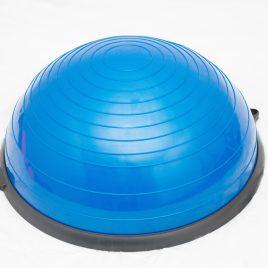 Sininen iso puolipallo
